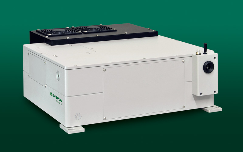 Atlantic 6 model Compact Air Cooled Picosecond Laser