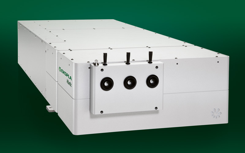 Ekspla: New industrial picosecond laser Atlantic models feature higher average power and longer lifetime