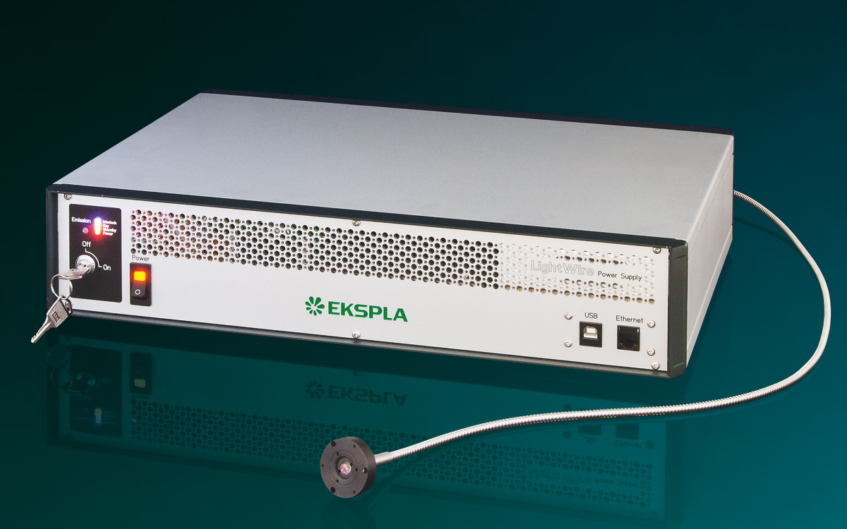 Ekspla LightWire FPS series Compact Fiber Seeders for Picosecond Lasers