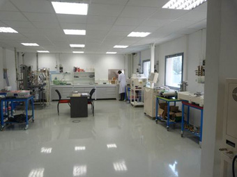 Sairem announce a brand new laboratory for customer testing and evaluation
