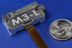 New Scale Technologies: M3-L Micro Linear Actuator with Embedded Controller