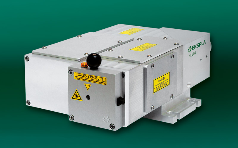 NL200 series nanosecond compact Q switched DPSS laser 1