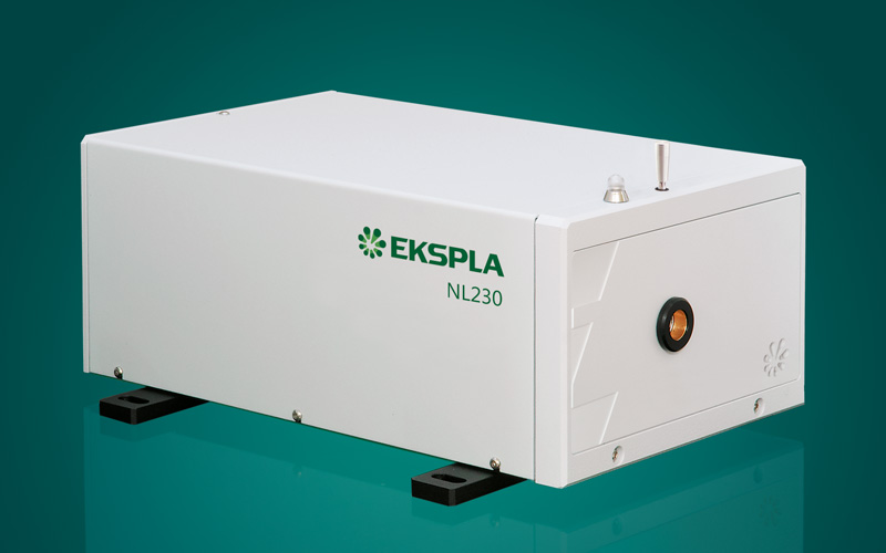 NL230 series nanosecond Q switched DPSS NdYAG lasers 2