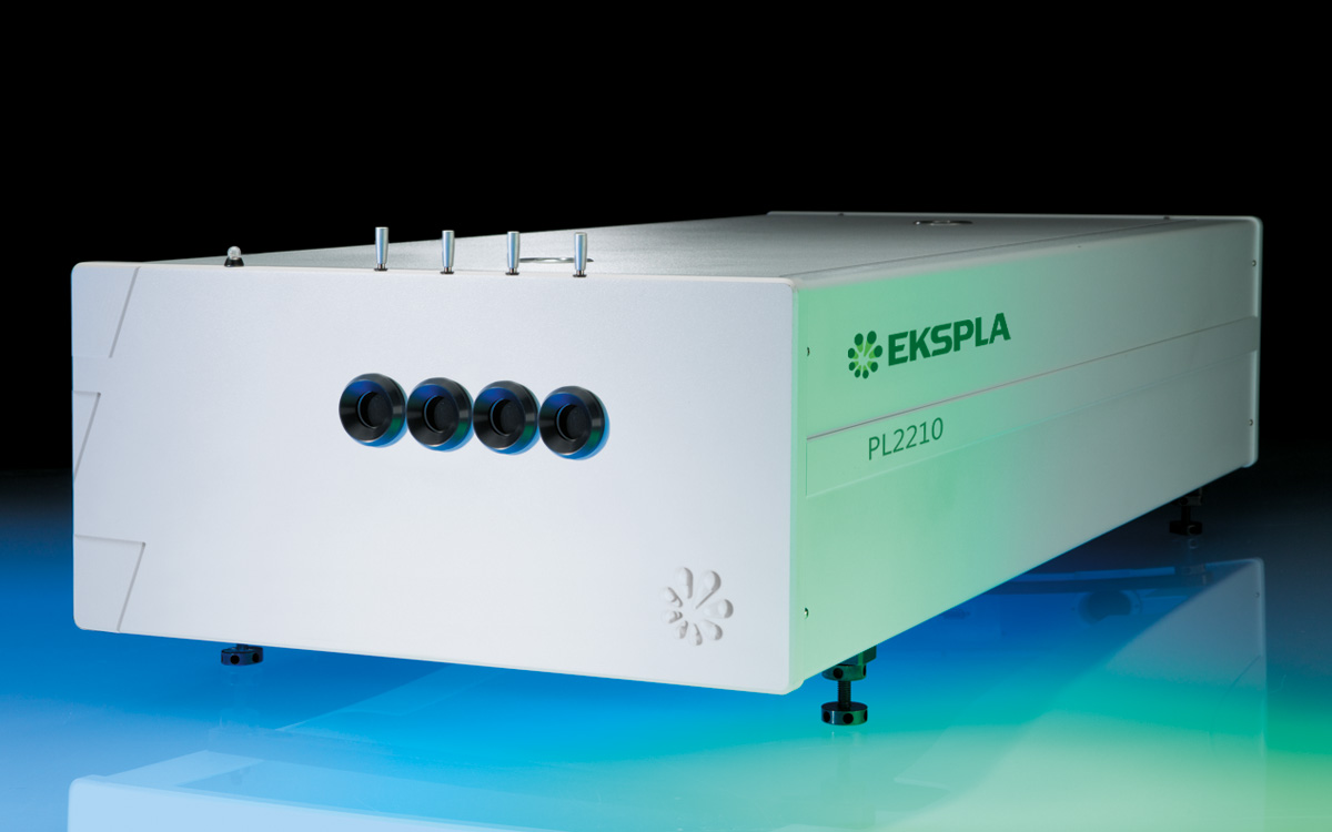 Ekspla PL2210 Series Diode Pumped Picosecond kHz Pulsed Nd:YAG Lasers