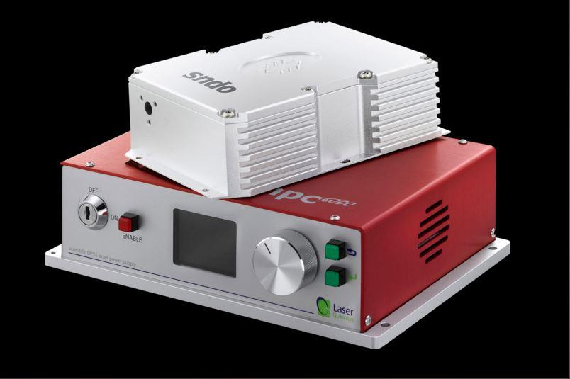 Laser Quantum opus 1064