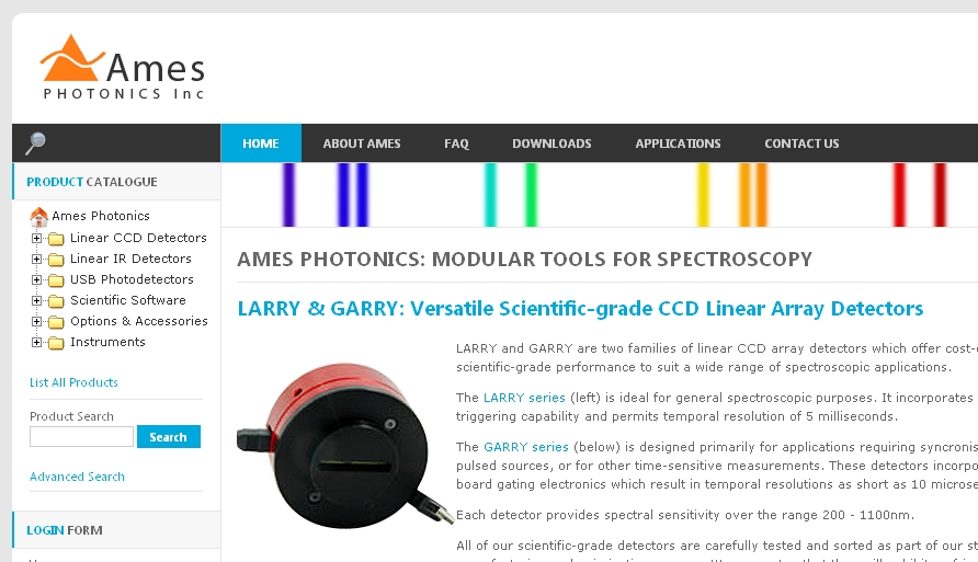 Ames Photonics