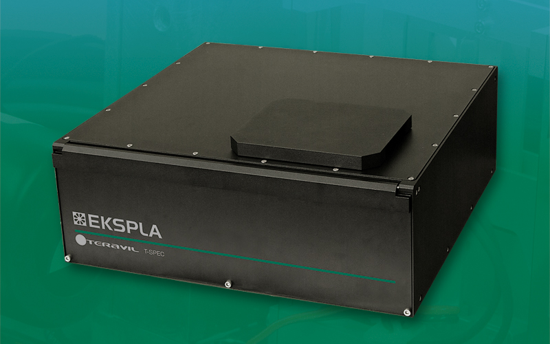 t spec series real time terahertz spectrometer