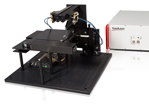 Toptica Imaging Extension: Fast and Flexible Imaging Platform for Terahertz Pro